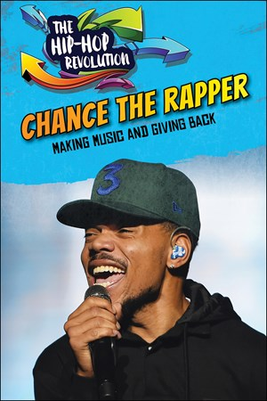 Picture of Chance the Rapper: Making Music and Giving Back