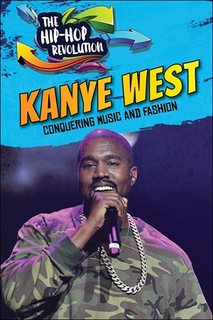 Picture of Kanye West: Conquering Music and Fashion