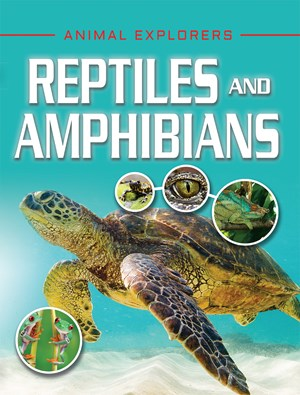 Picture of Reptiles and Amphibians: