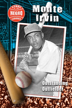 Picture of Monte Irvin: Outstanding Outfielder