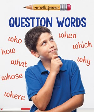 Picture of Question Words: