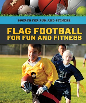Picture of Flag Football for Fun and Fitness: