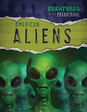 Picture of American Aliens: