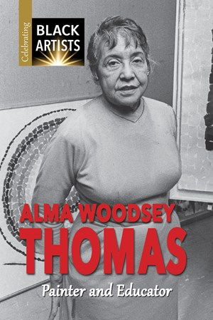 Picture of Alma Woodsey Thomas: Painter and Educator