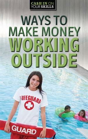 Picture of Ways to Make Money Working Outside: