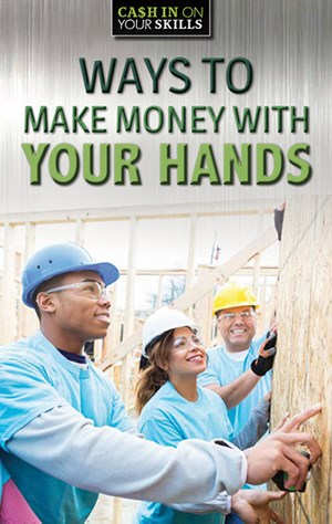 Picture of Ways to Make Money Working with Your Hands: