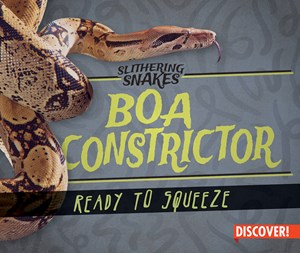 Picture of Boa Constrictor: Ready to Squeeze: