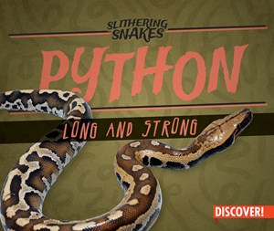 Picture of Python: Long and Strong: