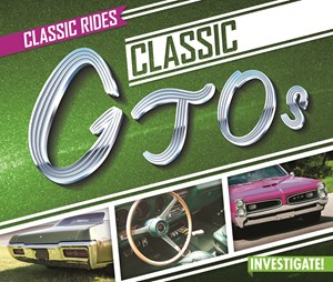 Picture of Classic GTOs: