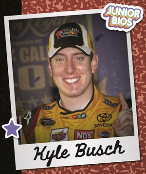 Picture of Kyle Busch: