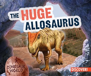 Picture of The Huge Allosaurus: