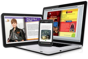 Our eBooks can be viewed on tablets, smartphones, and Computers PC/Mac