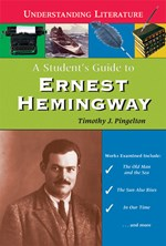 "<h2><a href=""../A_Students_Guide_to_Ernest_Hemingway/3681"">A Student's Guide to Ernest Hemingway</a></h2>"