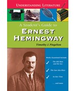 """<h2><a href=""""../A_Students_Guide_to_Ernest_Hemingway/3681"""">A Student's Guide to Ernest Hemingway</a></h2>"""