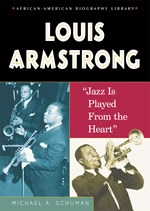 "<h2><a href=""../books/Louis_Armstrong/224"">Louis Armstrong: <i>""Jazz Is Played From the Heart""</i></a></h2>"