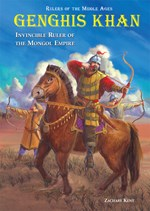 "<h2><a href=""../Genghis_Khan/2834"">Genghis Khan: <i>Invincible Ruler of the Mongol Empire</i></a></h2>"
