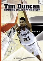 "<h2><a href=""../Tim_Duncan/3185"">Tim Duncan: <i>Champion On and Off the Court</i></a></h2>"