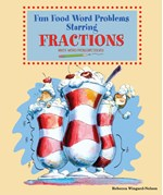 """<h2><a href=""""../Fun_Food_Word_Problems_Starring_Fractions/2403"""">Fun Food Word Problems Starring Fractions: <i>Math Word Problems Solved</i></a></h2>"""