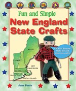 "<h2><a href=""../Fun_and_Simple_New_England_State_Crafts/1345"">Fun and Simple New England State Crafts: <i>Maine, New Hampshire, Vermont, Massachusetts, Rhode Island, and Connecticut</i></a></h2>"