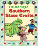 "<h2><a href=""../Fun_and_Simple_Southern_State_Crafts/1348"">Fun and Simple Southern State Crafts: <i>Kentucky, Tennessee, Alabama, Mississippi, Louisiana, and Arkansas</i></a></h2>"