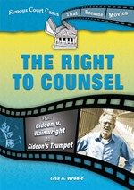 """<h2><a href=""""../The_Right_to_Counsel/1233"""">The Right to Counsel: <i>From Gideon v. Wainwright to Gideon's Trumpet</i></a></h2>"""