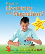 "<h2><a href=""../What_Is_Electricity_and_Magnetism/1995"">What Is Electricity and Magnetism?: <i>Exploring Science with Hands-on Activities</i></a></h2>"