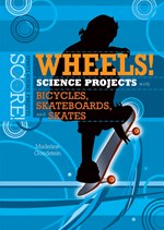 """<h2><a href=""""../books/Wheels_Science_Projects_with_Bicycles_Skateboards_and_Skates/2933"""">Wheels! Science Projects with Bicycles, Skateboards, and Skates</a></h2>"""