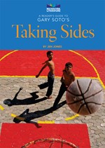 "<h2><a href=""../A_Readers_Guide_to_Gary_Sotos_Taking_Sides/2456"">A Reader's Guide to Gary Soto's Taking Sides</a></h2>"