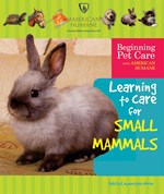 "<h2><a href=""../books/Learning_to_Care_for_Small_Mammals/639"">Learning to Care for Small Mammals</a></h2>"