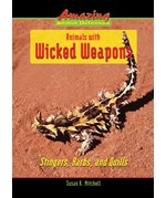 "<h2><a href=""../Animals_with_Wicked_Weapons/379"">Animals with Wicked Weapons: <i>Stingers, Barbs, and Quills</i></a></h2>"