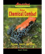 "<h2><a href=""https://www.enslow.com/books/Animal_Chemical_Combat/375"">Animal Chemical Combat: <i>Poisons, Smells, and Slime</i></a></h2>"