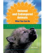 "<h2><a href=""../Unloved_and_Endangered_Animals/1540"">Unloved and Endangered Animals: <i>What You Can Do</i></a></h2>"