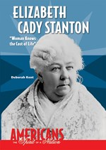 "<h2><a href=""../Elizabeth_Cady_Stanton/491"">Elizabeth Cady Stanton: <i>""Woman Knows the Cost of Life""</i></a></h2>"