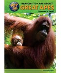 Top 50 Reasons to Care About Great Apes