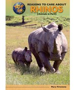 "<h2><a href=""../Top_50_Reasons_to_Care_About_Rhinos/3587"">Top 50 Reasons to Care About Rhinos: <i>Animals in Peril</i></a></h2>"