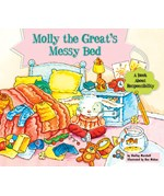 "<h2><a href=""../Molly_the_Greats_Messy_Bed/774"">Molly the Great's Messy Bed: <i>A Book About Responsibility</i></a></h2>"