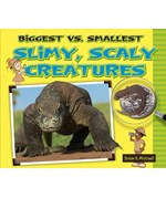 "<h2><a href=""../Biggest_vs_Smallest_Slimy_Scaly_Creatures/696"">Biggest vs. Smallest Slimy, Scaly Creatures</a></h2>"