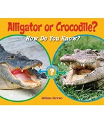 "<h2><a href=""../Alligator_or_Crocodile/3814"">Alligator or Crocodile?: <i>How Do You Know?</i></a></h2>"