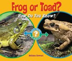 "<h2><a href=""../books/Frog_or_Toad/3816"">Frog or Toad?: <i>How Do You Know?</i></a></h2>"