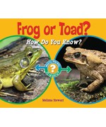 "<h2><a href=""../Frog_or_Toad/3816"">Frog or Toad?: <i>How Do You Know?</i></a></h2>"