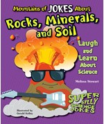 """<h2><a href=""""../Mountains_of_Jokes_About_Rocks_Minerals_and_Soil/3299"""">Mountains of Jokes About Rocks, Minerals, and Soil: <i>Laugh and Learn About Science</i></a></h2>"""