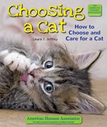 "<h2><a href=""../Choosing_a_Cat/442"">Choosing a Cat: <i>How to Choose and Care for a Cat</i></a></h2>"