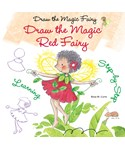 Draw the Magic Red Fairy