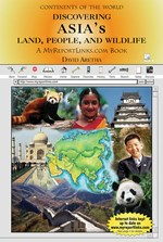 """<h2><a href=""""../Discovering_Asias_Land_People_and_Wildlife/866"""">Discovering Asia's Land, People, and Wildlife: <i>A MyReportLinks.com Book</i></a></h2>"""