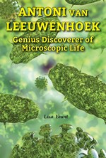 "<h2><a href=""https://www.enslow.com/books/Antoni_van_Leeuwenhoek/4368"">Antoni van Leeuwenhoek: <i>Genius Discoverer of Microscopic Life</i></a></h2>"