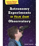 Astronomy Experiments in Your Own Observatory