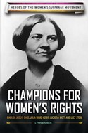 Champions for Women's Rights