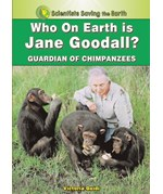 "<h2><a href=""../Who_on_Earth_is_Jane_Goodall/2927"">Who on Earth is Jane Goodall?: <i>Champion for the Chimpanzees</i></a></h2>"