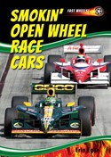 Smokin' Open-Wheel Race Cars