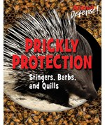 "<h2><a href=""https://www.enslow.com/books/Prickly_Protection/421981"">Prickly Protection: <i>Stingers, Barbs, and Quills</i></a></h2>"